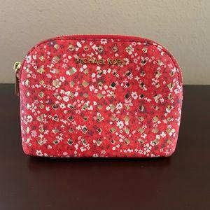 Michael Kors Cosmetic Bag NWOT Never Used